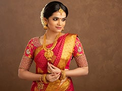 Wedding Blouse Designs For Kanjeevaram Sarees: 7 Trendy Styles To Wear