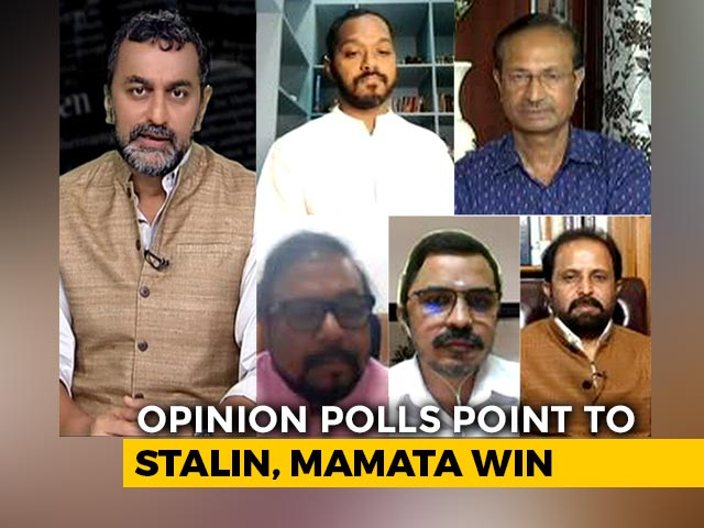 Video : Can Modi Factor Prove Pollsters Wrong In Bengal, Tamil Nadu?