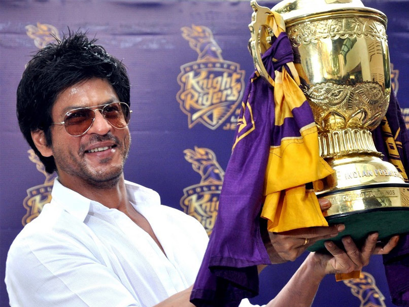 IPL 2021: Shah Rukh Khan's Witty Reply To Fan Asking If KKR Will Win The Trophy - NDTV Sports