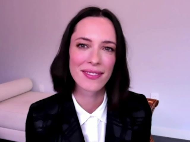 Video : Rebecca Hall On Learning Sign Language For <i>Godzilla Vs. Kong</i>