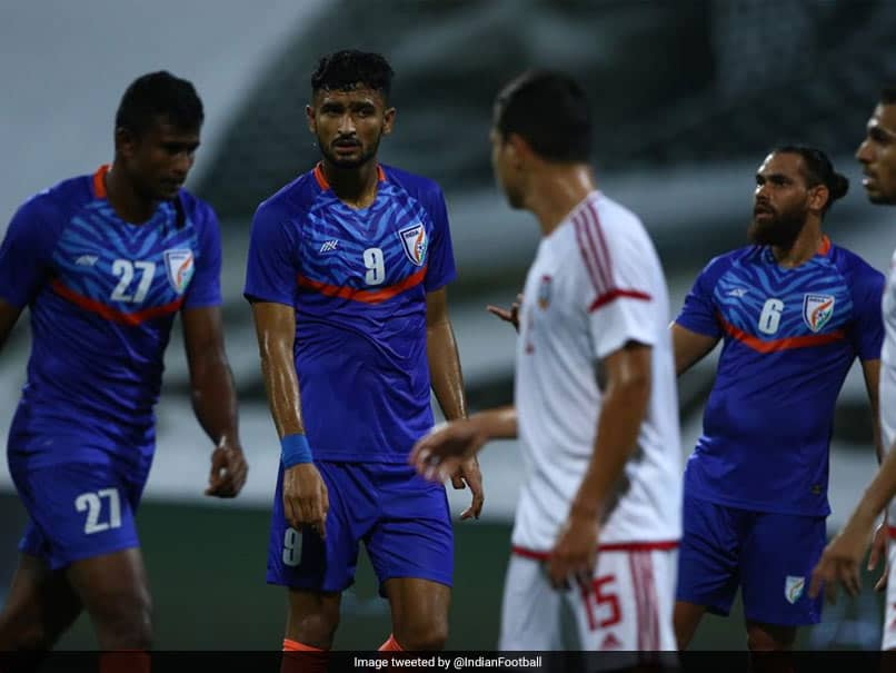 Such was the UAE's dominance that India did not even get a single shot on target in one of the most forgettable encounters in recent times.