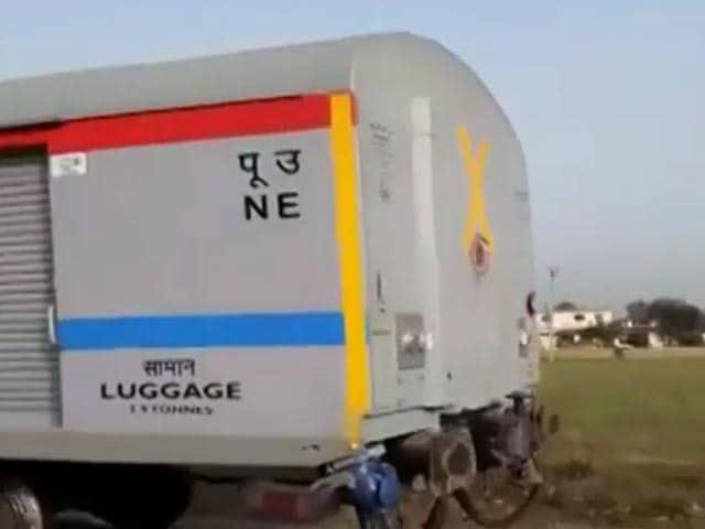 Video : Watch: Train Rolls Backwards For 35 Kilometres In Uttarakhand