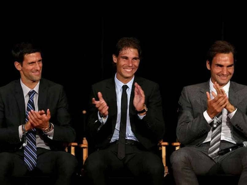 Roger Federer Or Rafael Nadal, Whos The Bigger Rival? What Novak Djokovic Told NDTV