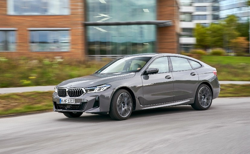 The 2021 BMW 6 Series Gran Turismo will be launched on April 8, 2021