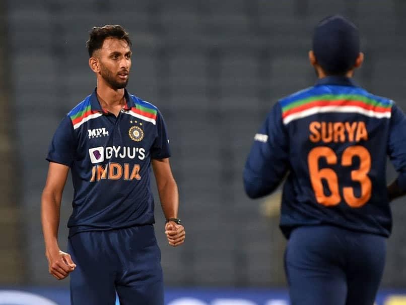 IND vs ENG: Prasidh Krishna Returns Best Figures By An Indian Bowler On ODI Debut | Cricket News