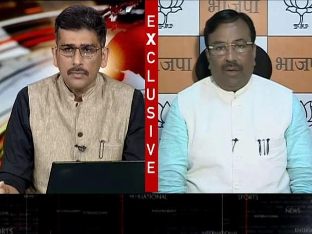 Video : After 2019, Maharashtra Government Forgot About Transfer Law: BJP Leader