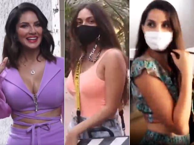 Video : Keeping Up With Kiara Advani, Sunny Leone And Nora Fatehi