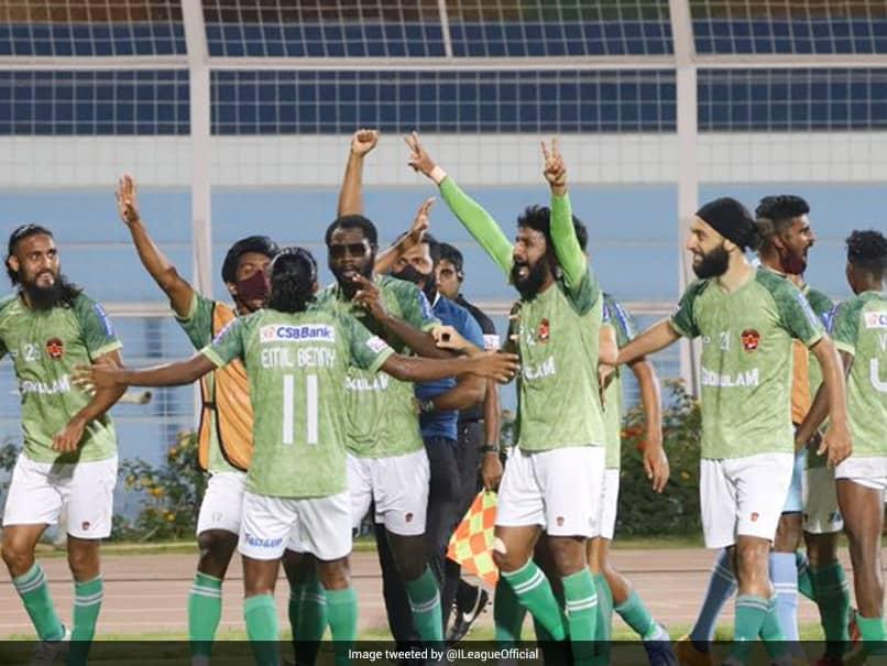I-League: Gokulam Kerala Script Incredible Comeback To Clinch Maiden Title