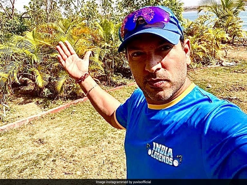 Yuvraj Singhs Post On World Wildlife Day Draws Hilarious Comment From Kevin Pietersen