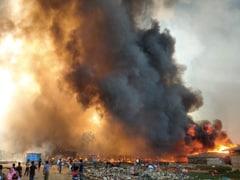 15 Dead, 400 Missing In Rohingya Camp Blaze In Bangladesh: UN