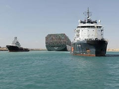 "In Ship's Refloating At Suez Canal, Note For Indian Crew's ""Hard Work"""