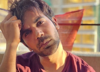 """""""Being A Pure Vegetarian, This Wasn't Easy"""" Rajkummar Rao Shares Body Transformation Picture"""