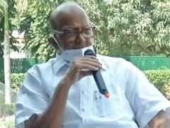 """Vague"" Corruption Claims To Divert Ambani Security Probe: Sharad Pawar"