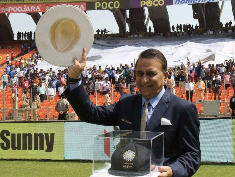 Sunil Gavaskar Felicitated By BCCI On 50th Anniversary Of Test Debut. Watch