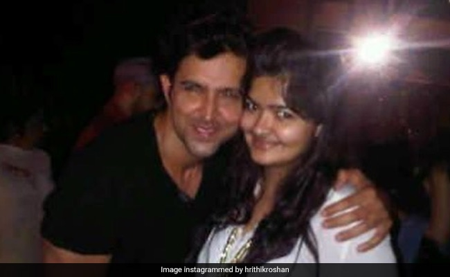 ICYMI - Hrithik Roshan's Shout Out To Niece Suranika: 'Her Existence Drives Me To Follow My Heart'