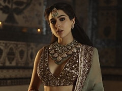 Sara Ali Khan Gives Ethnic Magnificence A Royal Meaning In Stunning <i>Lehengas</i>