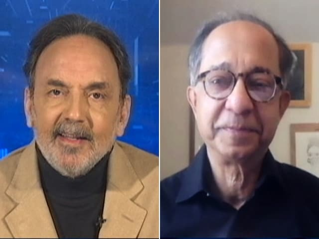 Video: We Should Dissect Data, Bring In Best Minds For The Sake Of India: Kaushik Basu