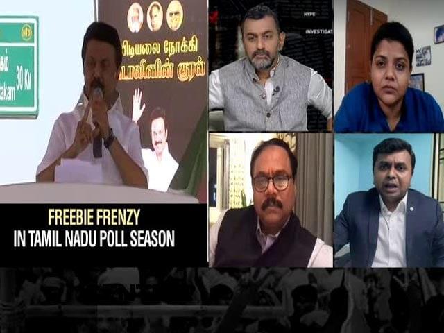 "Video : DMK vs AIADMK: ""Copy Paste"" Poll Handouts?"