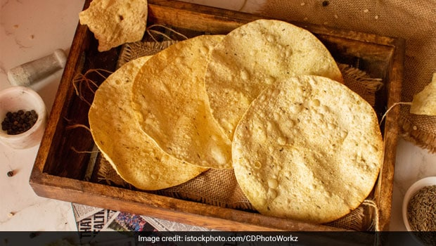 This Aloo Ka Papad Is A Crispy Evening Snack That Deserves Your Undivided Attention