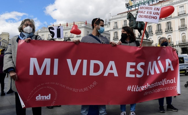 Spain Approves Law Legalising Euthanasia, Assisted Suicide