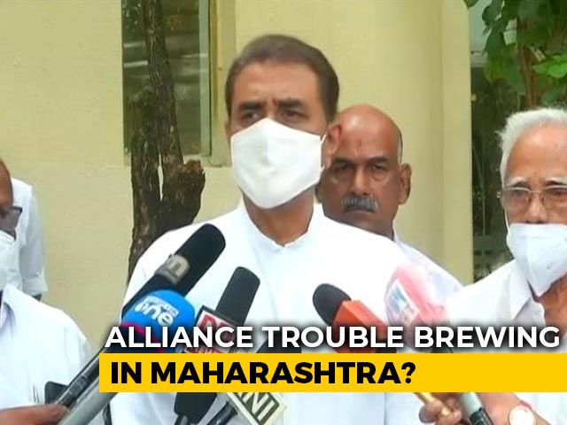 "Video : Government Safe Under Uddhav Thackeray: NCP Over Amit Shah-Sharad Pawar ""Meet"""