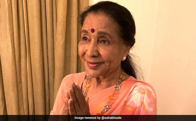Legendary Singer Asha Bhosle To Be Honoured With Maharashtra Bhushan Award: 'My Heartfelt Gratitude,' She Tweets