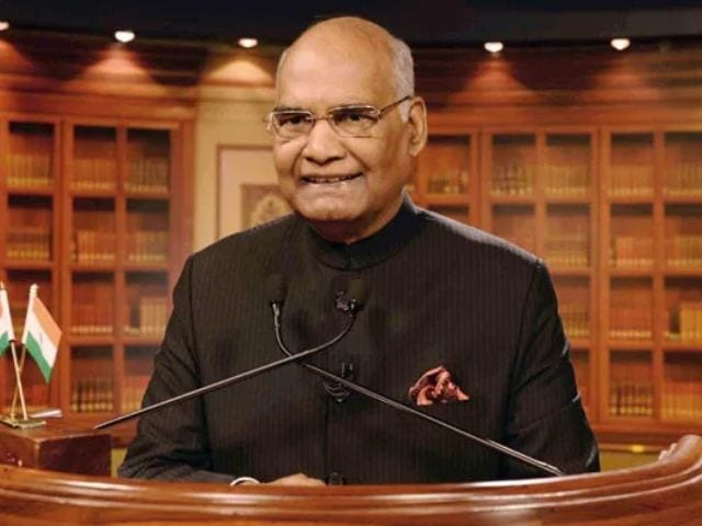 Video : President Kovind To Undergo Bypass Procedure On Tuesday, Health Stable