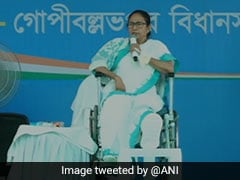 """Bengal CID Takes Over Probe Into """"Attack"""" On Mamata Banerjee: Report"""