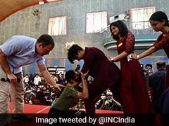 """Women More Powerful Than Men"": Rahul Gandhi Teaches Aikido In Kerala"