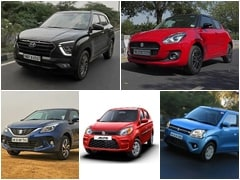 Top 10 Cars Sold In February 2021; Maruti Suzuki Leads The Pack With 7 Models