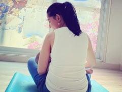"Amrita Rao Breastfeeding Newborn Son Veer Is ""The Most Beautiful Sight"". See RJ Anmol's Post"