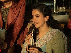 <I>Pagglait</i> Review: Sanya Malhotra Takes To The Role Of A Young Widow Like A Fish To Water