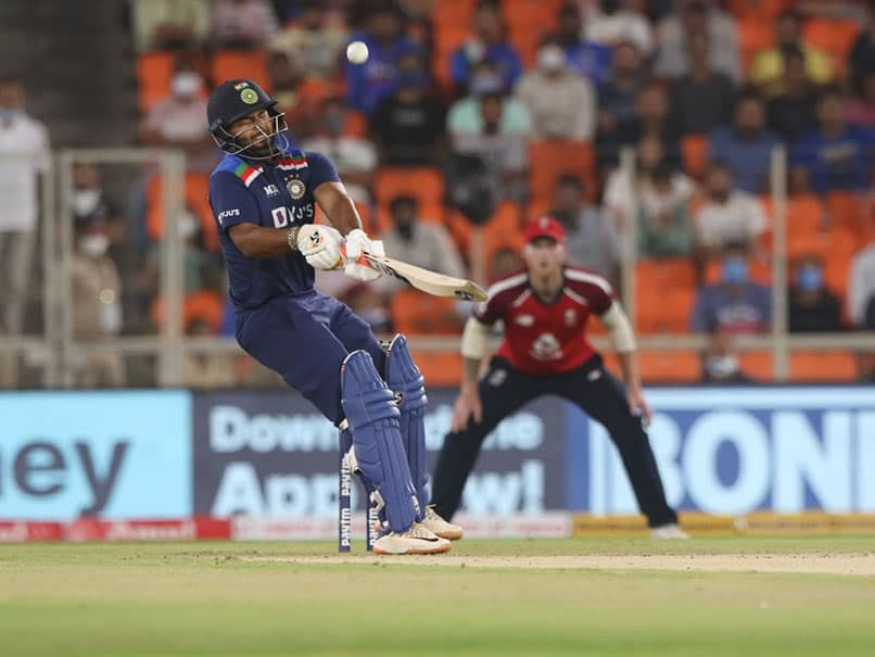 IND vs ENG: Rishabh Pant Plays Astonishing Reverse Scoop Off Jofra Archer.