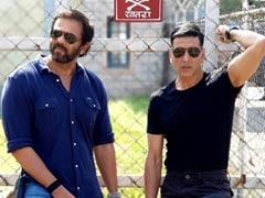 "Akshay Kumar's ""Action-Packed"" Birthday Wish For Rohit Shetty"