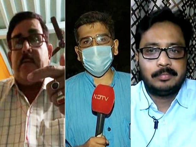 Video : The High Decibel Nandigram Campaign Ends