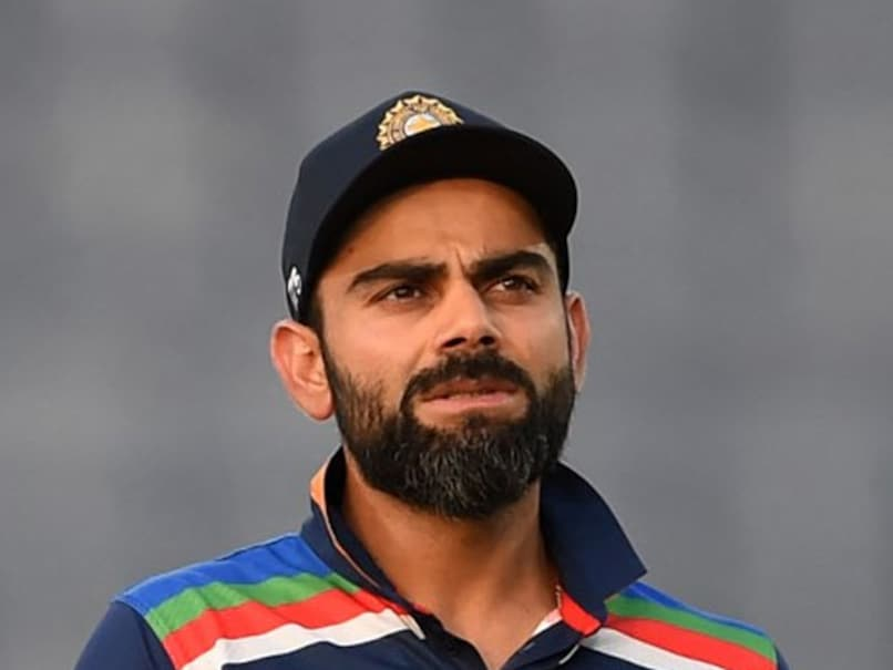 Virat Kohli To Step Down As India's T20I Captain After ICC T20 World Cup