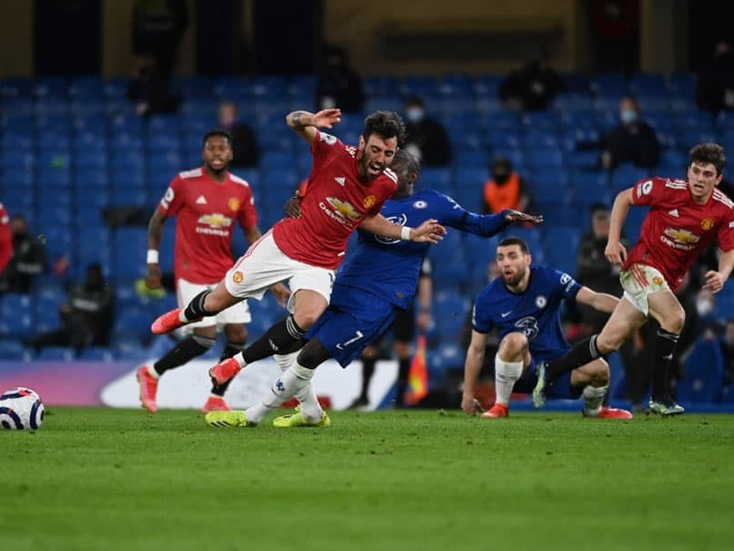 Manchester United Draw Blank Again At Chelsea To Fall Further Behind Manchester City