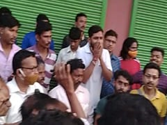 2 BJP Ministers Surrounded By Angry Party Workers In Singur Over Ticket