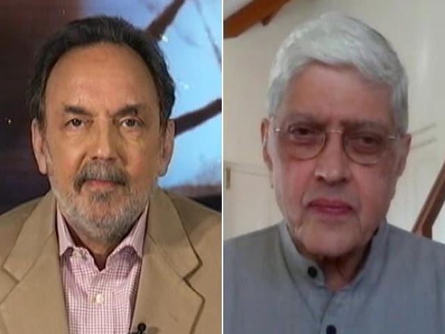 Video : Prannoy Roy Speaks To Gopal Gandhi On Mahatma Gandhi's Early Years