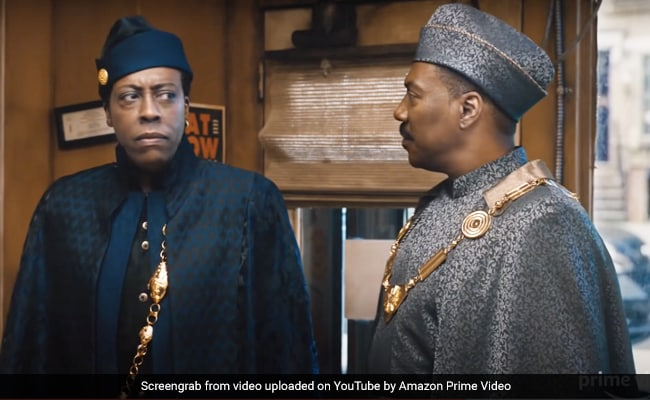 Coming To America 2 Review: Yesterday Once More With Eddie Murphy And Arsenio Hall