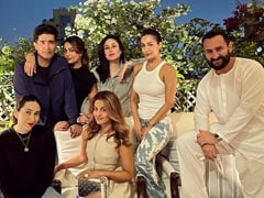 Inside Kareena Kapoor-Saif Ali Khan's Get-Together With Malaika Arora, Karisma And Others