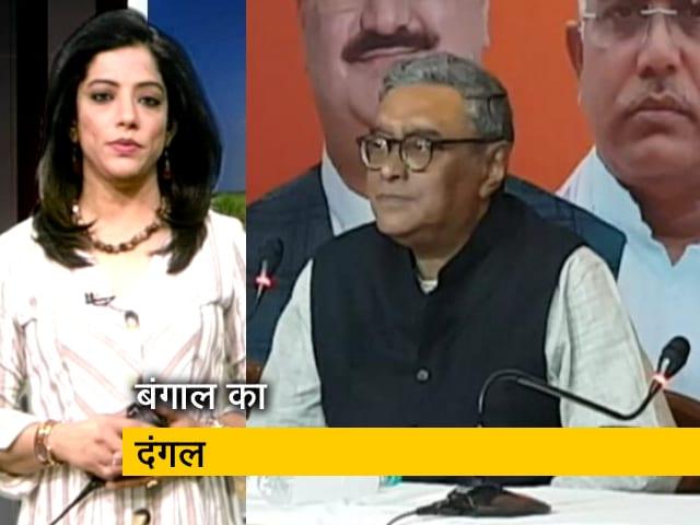 Video : देश प्रदेश: स्वपन दासगुप्ता के टिकट पर बवाल, जानें TMC की दलील में है कितना दम