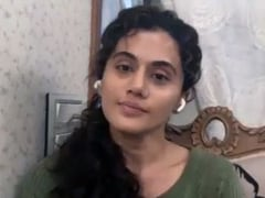 "Taapsee Pannu To NDTV: ""Will Serve Punishment If I've Done Wrong"""