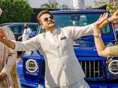 Anil Kapoor Had This Much Fun At Shaza Morani And Priyaank Sharma's Maldives Wedding