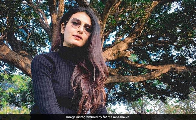 Fatima Sana Shaikh Tests Positive For COVID-19, Is Quarantined At Home