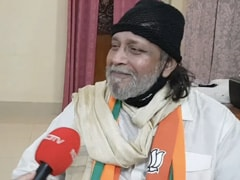 "Watch: Why Mithun Chakraborty Says, ""Don't Call Me A BJP Leader"""