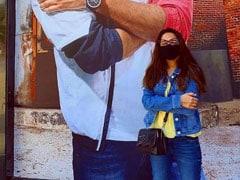 "Kartik Aaryan Shares A Pic Of His ""Most Loyal Fan"""