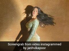 जाह्नवी कपूर ने स्टाइलिश अंदाज में कराया फोटोशूट, वायरल हुआ एक्ट्रेस का ग्लैमरस Video