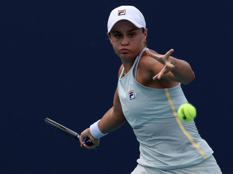 Miami Open: Ashleigh Barty Ousts Victoria Azarenka While Marin Cilic Advances
