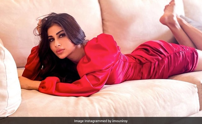 Mouni Roy Can't Do Without THIS Popular Food; Can You Guess?